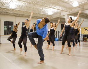 TU Dance Center Pre-Professional Program