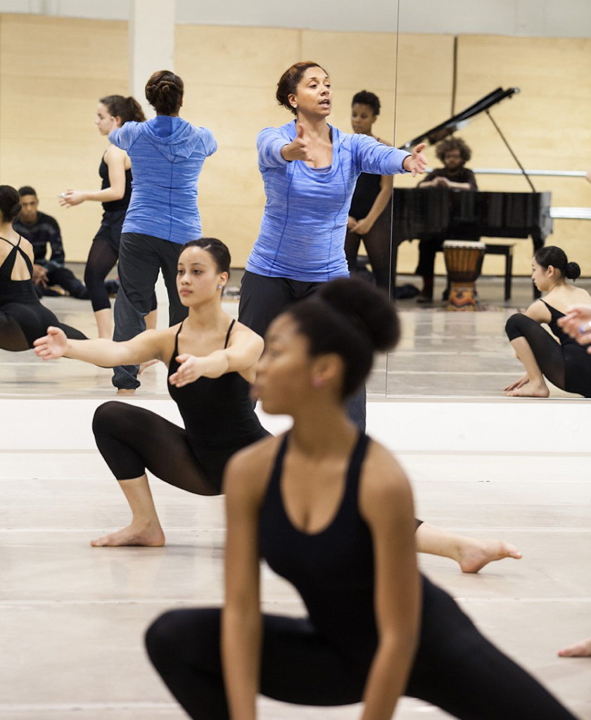 TU Dance Pre-Professional Program