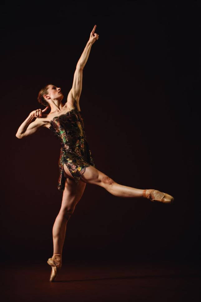 Photo courtesy of Alonzo King Lines Ballet