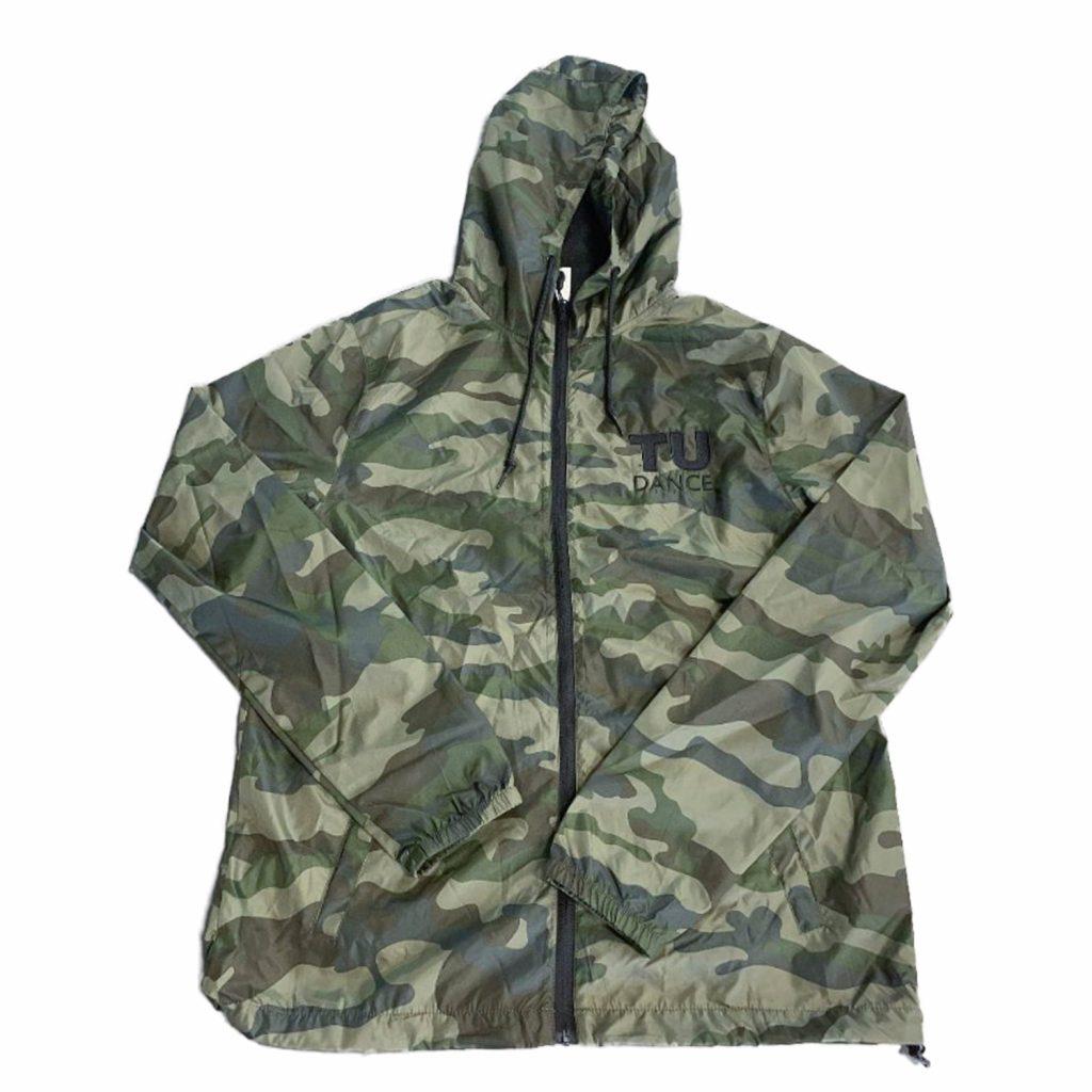 Windbreaker Jacket (camo)