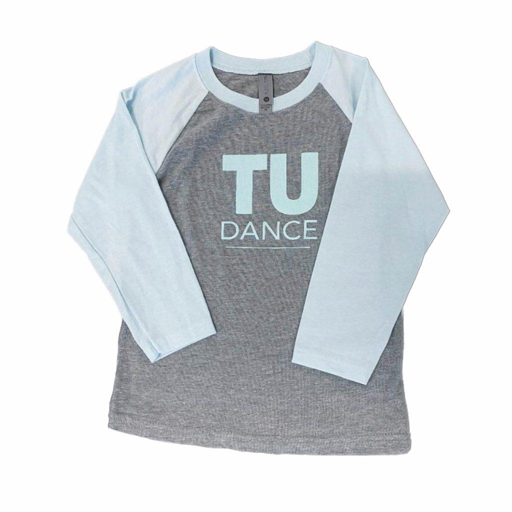 TU Dance Youth 3/4 Sleeve Shirt